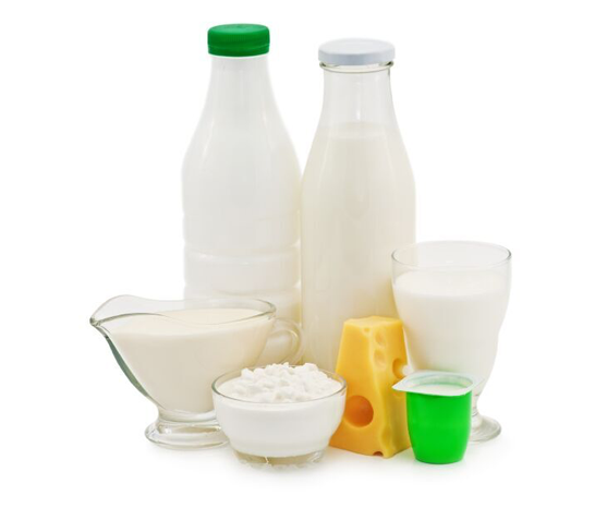 Dairy, protein, and 'sometimes' foods serving sizes