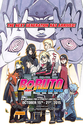 Boruto: Naruto the Movie | Raising Children Network