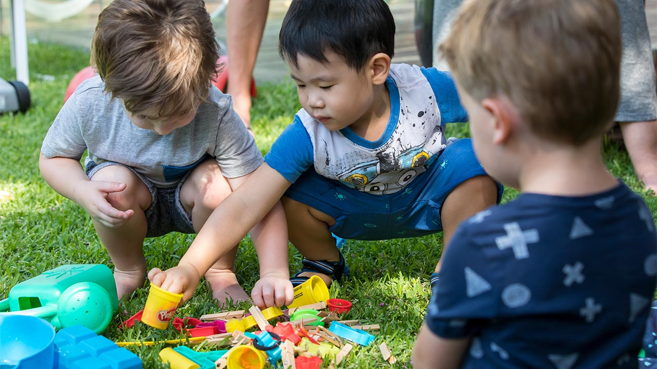 Kinder Garden: Importance Of Play For Babies & Children