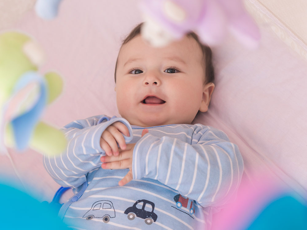 Baby sleep: what to expect at 2-12 months | Raising Children