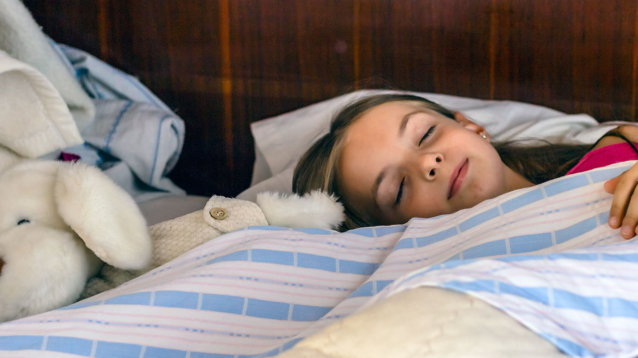 Sleep For Kids Pre Teens 5 11 Years Raising Children Network