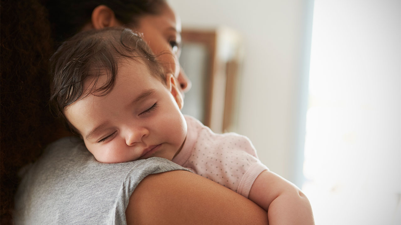 Baby Sleep What To Expect At 2 12 Months Raising Children Network
