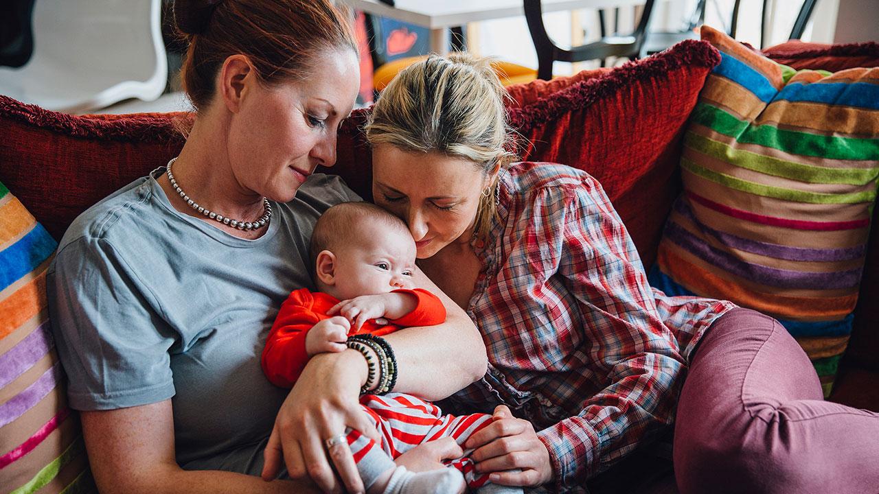 Same-sex parenting: a family story | Raising Children Network