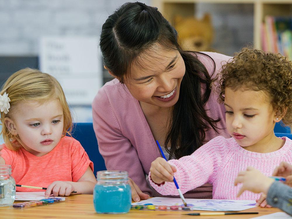 Starting Child Care Feelings Raising