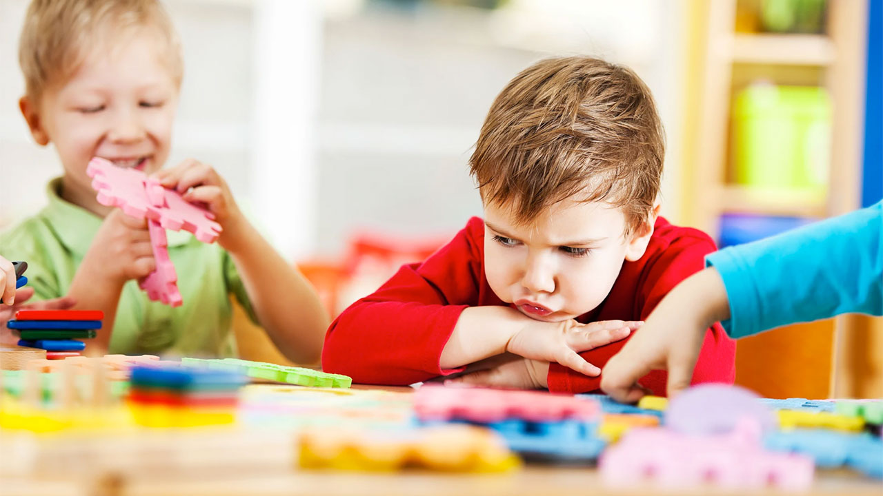 Bullying at preschool: helping your child | Raising Children Network