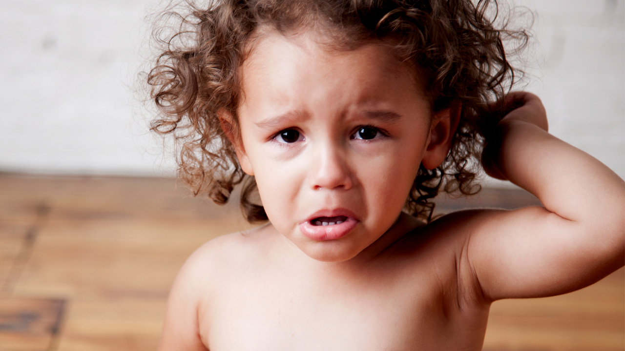 Infants Are Unable To Play With Building Blocks Because