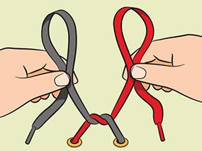 How To Tie Shoelaces Teaching Kids Raising Children Network