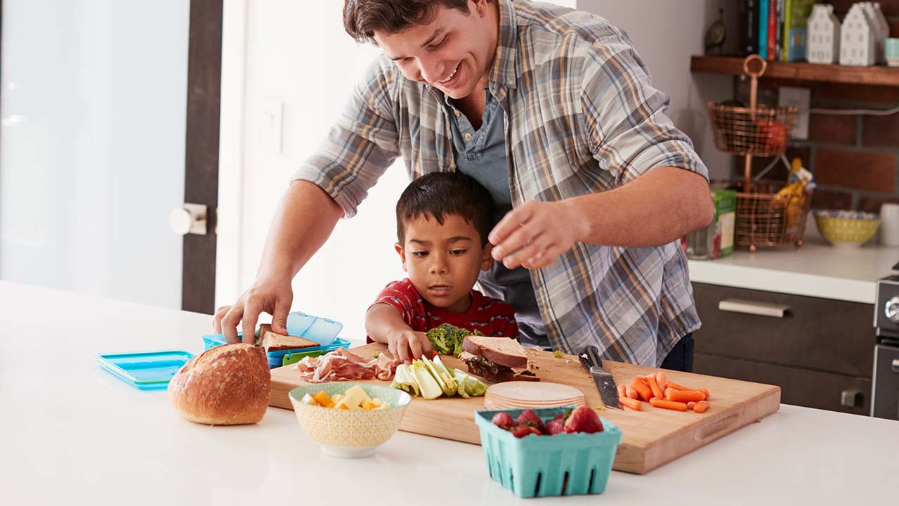 Idea And Kids With Special Dietary Needs >> Packing Healthy Lunches For Children Raising Children Network