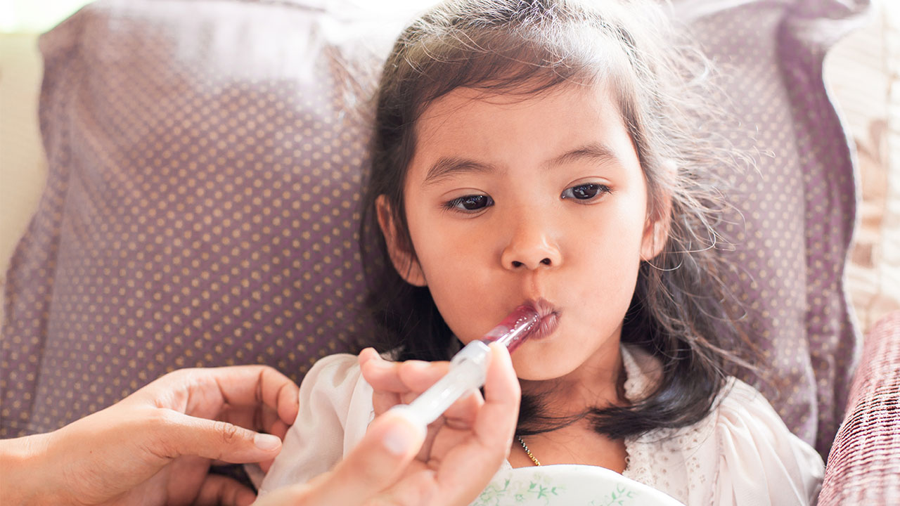 How to cure a cold in a child - each case is treated differently