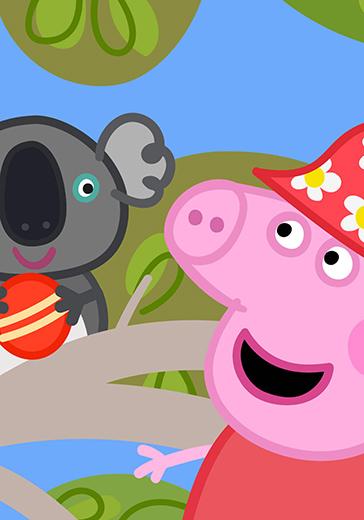 Peppa Pig My First Cinema Experience Peppa S Australian Holiday Raising Children Network