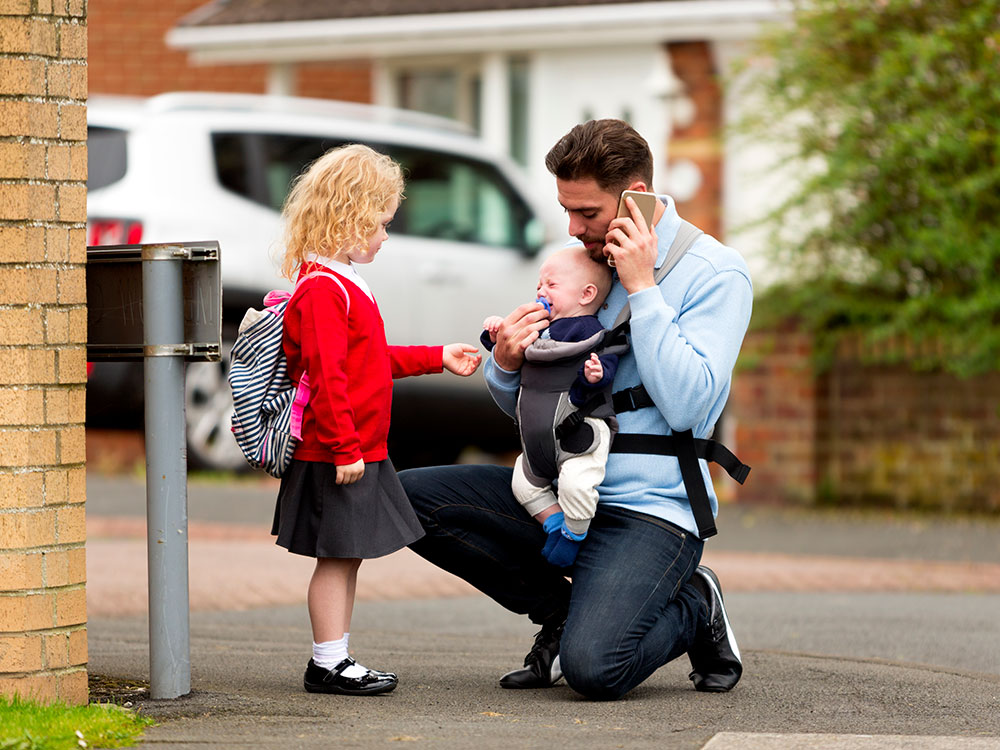 Dads & work-life balance: new perspectives | Raising Children Network