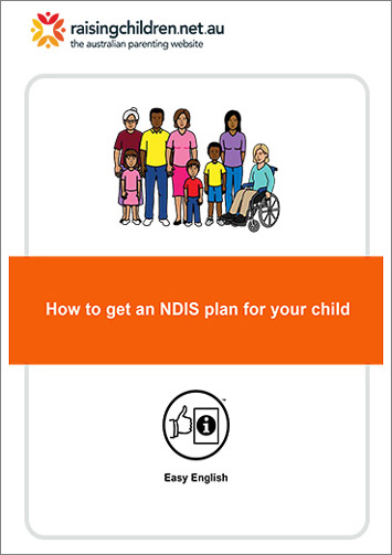 How to get an NDIS plan for your child