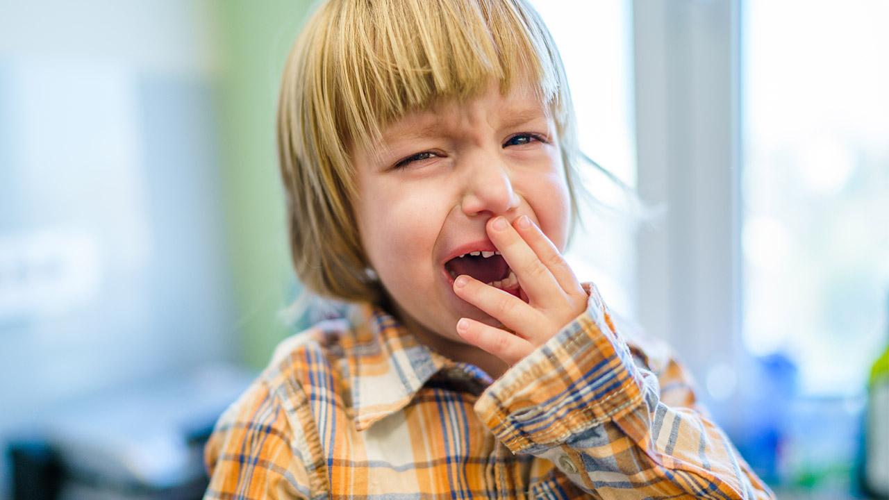 Breath-holding spells in children | Raising Children Network