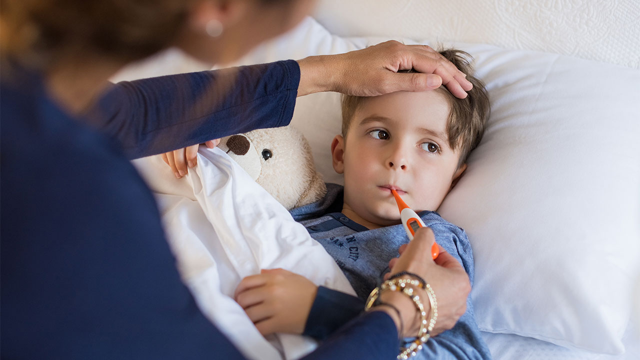 Fever And High Temperature In Children Raising Children Network
