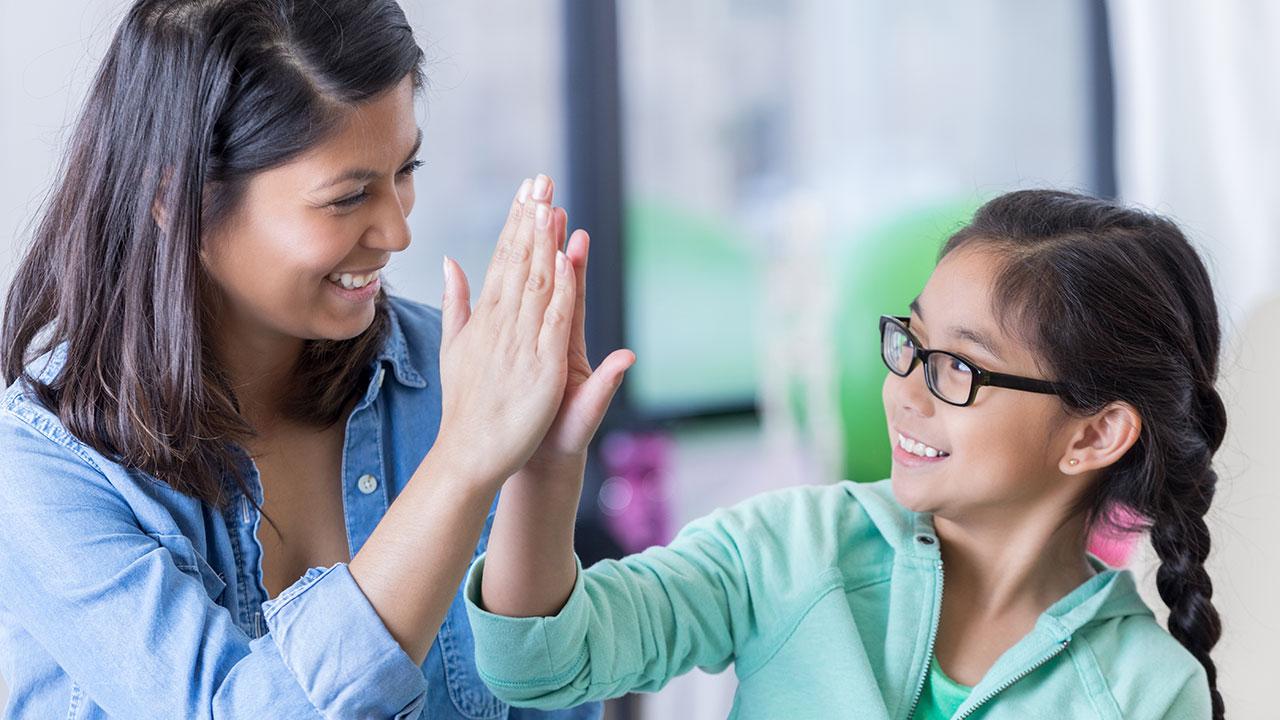 Image result for parents compliment kids