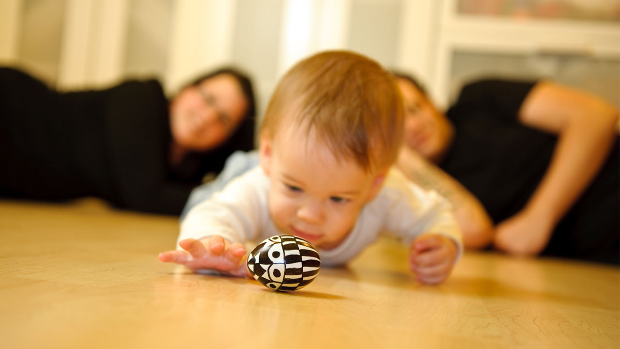 Movement And Play Ideas For Babies Raising Children Network