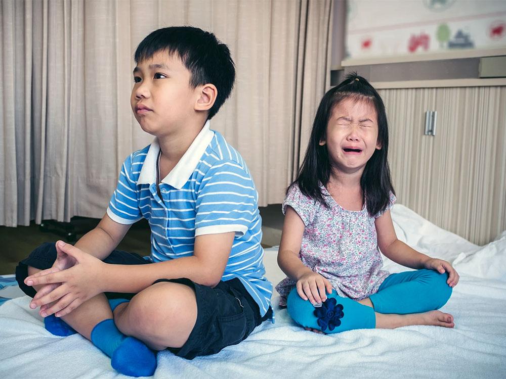 How to stop siblings fighting: teen years | Raising Children
