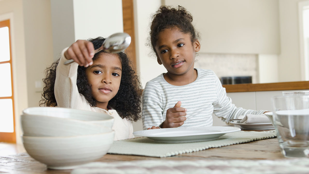 Asking Special Needs Kids To Clear Same >> Household Chores For Kids Raising Children Network